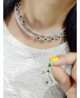 Himmering Charming Women Necklaces & Chains